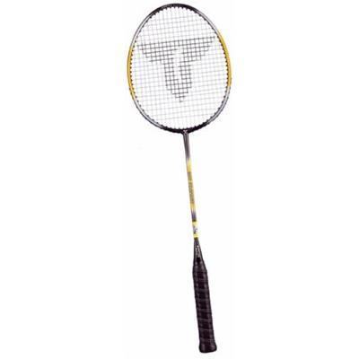 Victor Total Inside Wave Contrail Badminton Racket - Black Dark Red. 3 Grip pour 67€