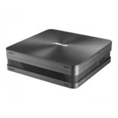 Caractéristiques principales : - Description du produit : : ASUS VivoMini VC65R - Core i3 6100T - 4 Go - 1 To. - Type : : Ordinateur personnel - mini ordinateur de bureau. - Processeur : : 1 x Intel Core i3 (6ème génération) 6100T ( double cur ). - RAM :