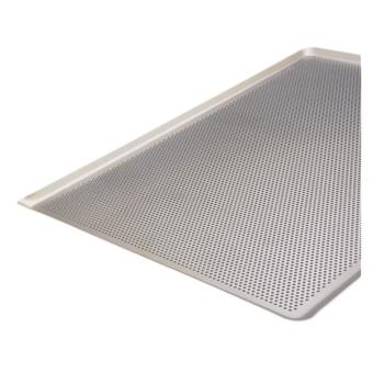 plaque aluminium perforee 60x40x h x2 cm achat prix fnac. Black Bedroom Furniture Sets. Home Design Ideas