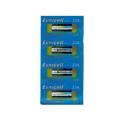 Lot de 4 piles 23A MN21 Eunicell Expédition sous 24h ouvrées