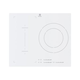 electrolux e6353iow table de cuisson induction blanc vitroc ramique achat prix fnac. Black Bedroom Furniture Sets. Home Design Ideas