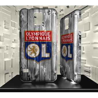 coque samsung galaxy s5 mini logo football club ol lyon olympique lyonnais 02 achat prix fnac. Black Bedroom Furniture Sets. Home Design Ideas