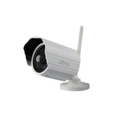 Numéro de la pièce dorigine MT4052 Nom du produit OUTDOOR SECURECAM HD - caméra IP extérieure capable denregistrer en 720p, WIFI Producteur Media-Tech Catégorie de produits caméras IP Type de CameraCamera fixé au mur Application de la caméra en plein air