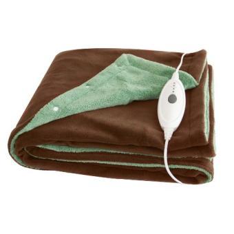 hydas 4671 couverture manteau cape electrique chauffante achat prix fnac. Black Bedroom Furniture Sets. Home Design Ideas