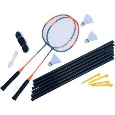 Ultrasport 2 Players Set De Badminton Noir/orange pour 37€