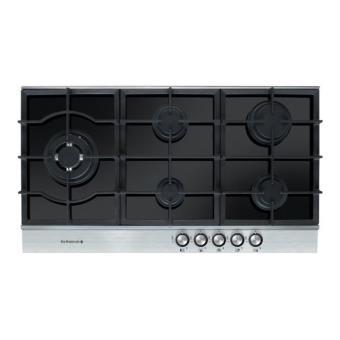 De dietrich dtg1195x table de cuisson au gaz 90 cm - Table de cuisson 90 cm gaz ...