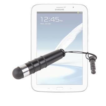 mini stylet avec cordon pour tablette samsung galaxy note 8 0 gt n5100 gt n5110 achat prix. Black Bedroom Furniture Sets. Home Design Ideas