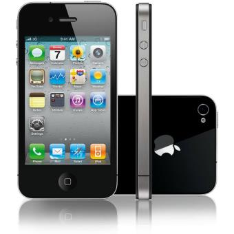 t l phone mobile apple iphone 4 8go noir achat prix fnac. Black Bedroom Furniture Sets. Home Design Ideas