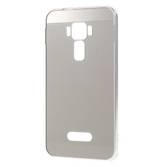 coque aluminium slide on plate pour asus zenfone 3 ze520kl silver achat prix fnac. Black Bedroom Furniture Sets. Home Design Ideas