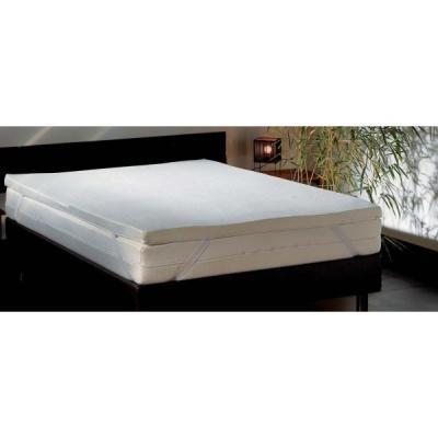 Surmatelas naturel à mémoire de forme - Surmatelas 140x190cm pour 396€