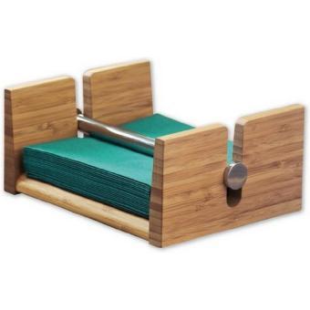 esmeyer 199 320 tom porte serviettes en papier bois. Black Bedroom Furniture Sets. Home Design Ideas