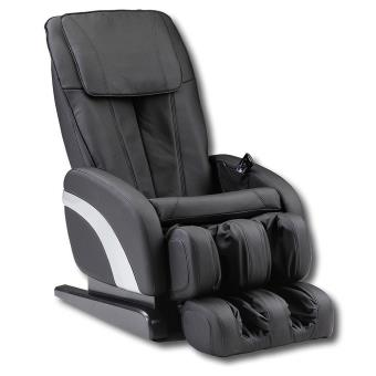 fauteuil de massage shiatsu similicuir noir achat prix fnac. Black Bedroom Furniture Sets. Home Design Ideas