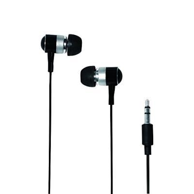 logilink hs0015 a écouteurs intra-auriculaires stéréo noir
