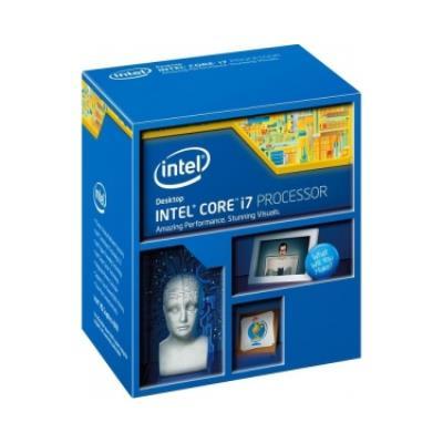 Intel i7-4770S, Core. Famille de processeur: Intel® Core i7 de 4eme génération, Fréquence du processeur: 3,1 GHz, Socket de processeur (réceptable de processeur): Socket H3 (LGA 1150). Mémoire interne maximum prise en charge par le processeur: 32 Go, Type