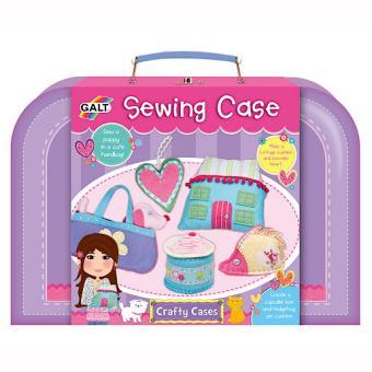 Galt sewing case malette de couture pour enfant for Malette couture pour fille
