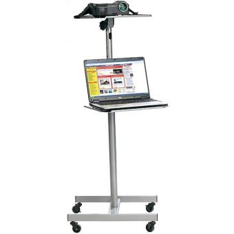 Table mobile pour vid oprojecteur achat prix fnac - Table pour videoprojecteur ...