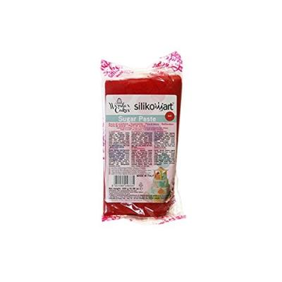 Image du produit Silikomart 99.009.07.0001 pâte à sucre rouge