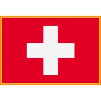 poster encadr suisse drapeaux du monde 61x91 cm cadre plastique orange top prix sur. Black Bedroom Furniture Sets. Home Design Ideas