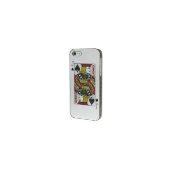 iphone 5 5s coque housse de protection plastique jeux de cartes achat prix fnac. Black Bedroom Furniture Sets. Home Design Ideas