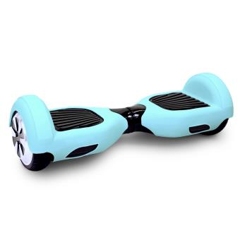 Housse de protection skatus hoverboard 6 5 bleu ciel for Housse hoverboard