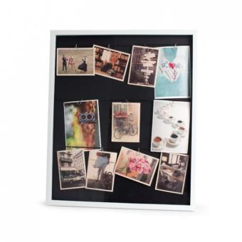 cadre vitrine 11 photos blanc achat prix fnac. Black Bedroom Furniture Sets. Home Design Ideas