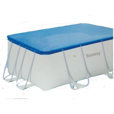 Bâche Protection Piscine Bestway Bache 4 Saisons 2.7*1.85m 57145 - Taille : Unique pour 40€
