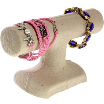 Porte bijoux jonc pour ranger ou exposer ses bracelets - Porte bijou originalidees pour exposer ses tresors ...