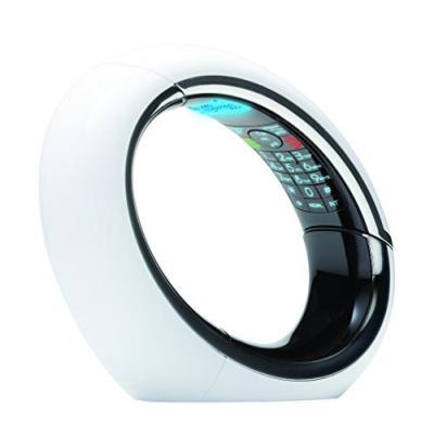 AEG Eclipse 15 white Garantie Fabricant: 2 an(s) Téléphone sans fil dect design avec répondeur Couleur : blanc Type : Appareils électroniques Fabricant : AEG
