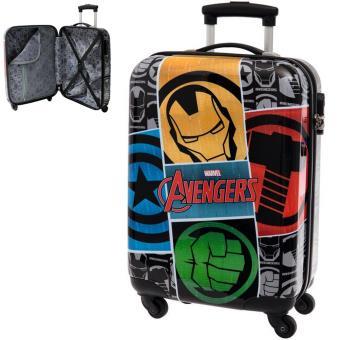 valise coque rigide avengers top prix fnac. Black Bedroom Furniture Sets. Home Design Ideas