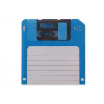 Pense bete disquette d co maison accessoire insolite for Accessoire maison original