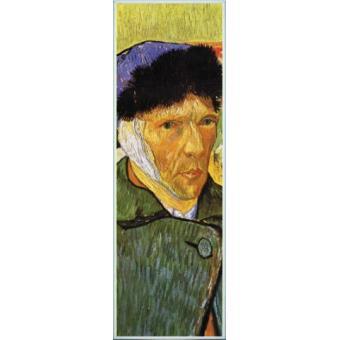 Poster reproduction encadr vincent van gogh - Vincent van gogh autoportrait a l oreille coupee ...