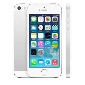 apple iphone 5s 16 go argent orange achat prix fnac. Black Bedroom Furniture Sets. Home Design Ideas