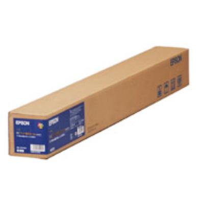 EPSON Fotopapier premium Luster260 40,6cm x 30.5m fuer StylusPro4000-C4 4000-C8 4000-C8 PS 4800 4800 DL Bundling 7600 7800 9600 Description du produit: Epson Premium Luster Photo Paper 260 - Papier photo lustré - 1 rouleaux Type de support: Papier photo l