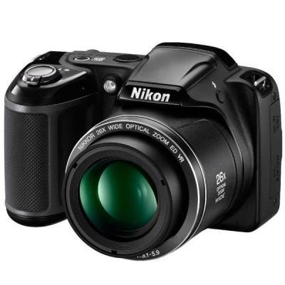 Le Nikon Coolpix L330 est le compagnon de tous les instants. Cet appareil au zoom ultrapuissant saisit les moindres détails qui vous entourent avec sa focale grand angle 22,5 mm et son rapport optique 26x.Le L330 dispose dun capteur CCD de 20 mégapixels.