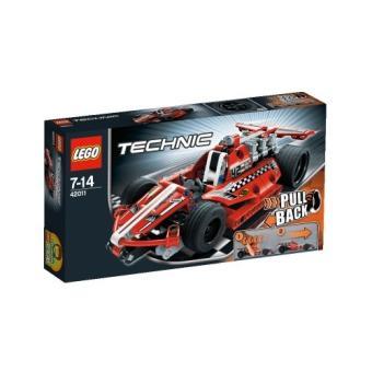lego technic 42011 jeu de construction la voiture de course achat prix fnac. Black Bedroom Furniture Sets. Home Design Ideas