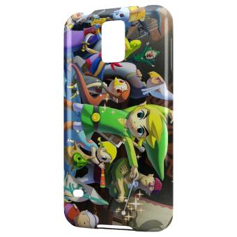 Coque galaxy s5 the legend of zelda junior achat prix for Achat maison zelda