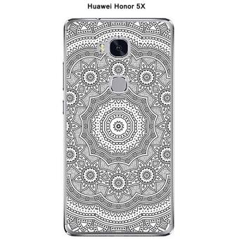 coque huawei honor 5x mandala rosace achat prix fnac. Black Bedroom Furniture Sets. Home Design Ideas