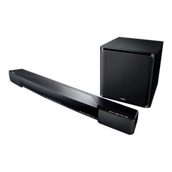 yamaha yas 203 syst me de barre audio pour home cin ma sans fil achat prix fnac. Black Bedroom Furniture Sets. Home Design Ideas