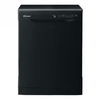 candy cdp6674n lave vaisselle 16 couverts noir achat prix fnac. Black Bedroom Furniture Sets. Home Design Ideas