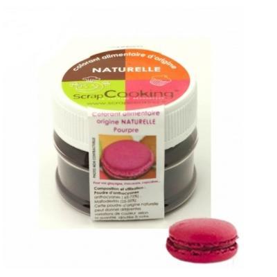Image du produit Scrapcooking Colorant alimentaire naturel pourpre 4206