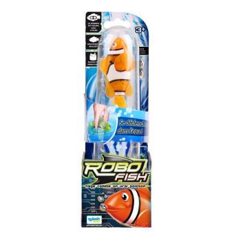 Blister robo fish poisson clown orange achat prix for Poisson clown prix