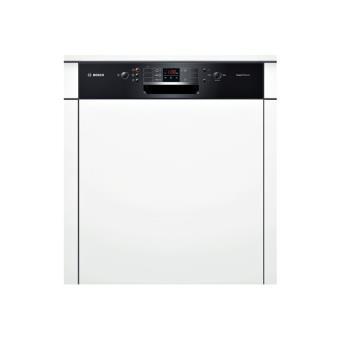 bosch supersilence smi53l86eu lave vaisselle int grable noir achat prix fnac. Black Bedroom Furniture Sets. Home Design Ideas