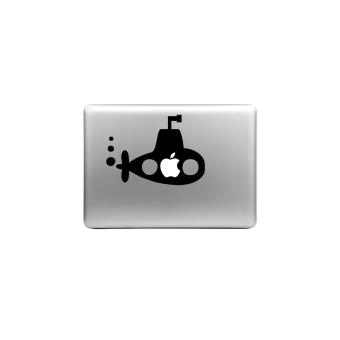 mp Sticker Decalcomanie Sous marin pour Macbook Air Pro  et w