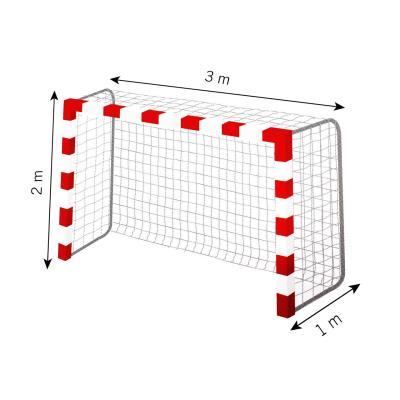 Filet De Handballtremblayfilet Hand 4mm La Pairenoir71343 pour 106€