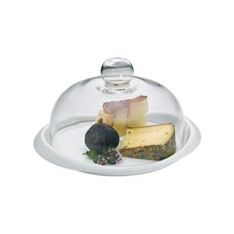 kela cloche verre plateau a fromage achat prix fnac. Black Bedroom Furniture Sets. Home Design Ideas