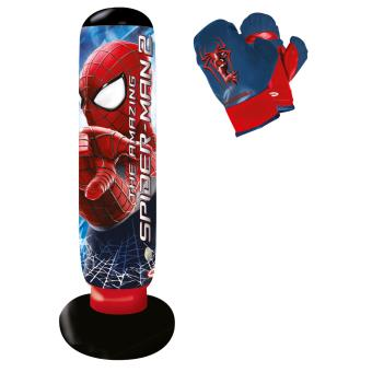 punching ball spiderman sonore achat prix fnac. Black Bedroom Furniture Sets. Home Design Ideas