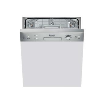 lave vaisselle avec bandeau hotpoint lsb7m121xeu achat prix fnac. Black Bedroom Furniture Sets. Home Design Ideas