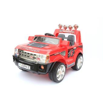 voiture lectrique 6v pour enfant mod le 4x4 rouge achat prix fnac. Black Bedroom Furniture Sets. Home Design Ideas