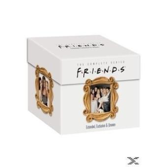 Friends - Series 1-10 - Complete , (Box Set)