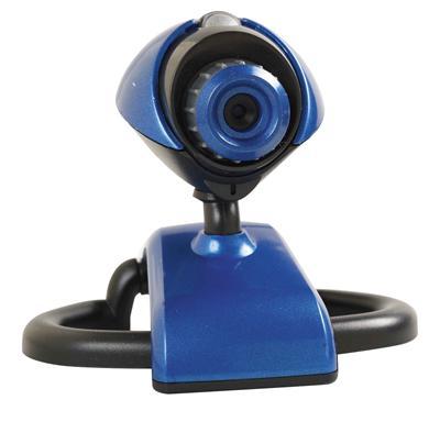 Webcam 1,3 megapixels Capteur d´image : 1/3 ? (1.3M). Micro intégré. Windows 98SE/ME/2000/XP. Logiciel ArcSoft photo impression et ArcSoft vidéo-impression inclus Port USB 2.0 Hauteur 7,5 cm.
